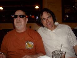 Jimmy Schrader and James Watkins