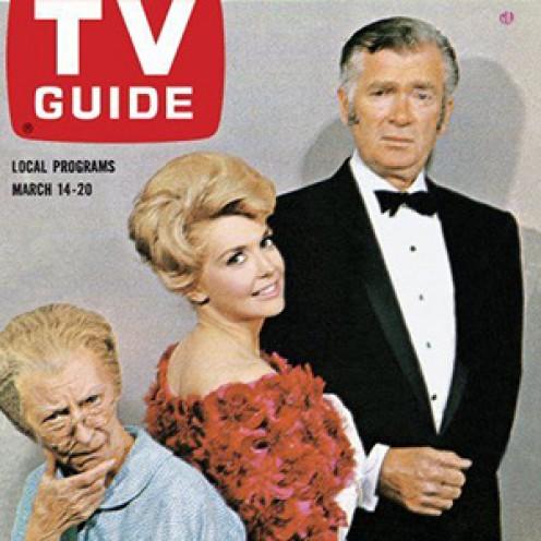 Hillbillies make cover of TV Guide.