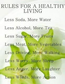 Ways to Adopt a Healthier Lifestyle