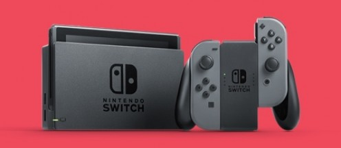 The Nintendo Switch dock charges the console when it's docked. The dock also charges the Joy-Con controllers, while they are either connected to the dock or the Joy-Con grip.