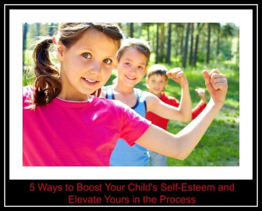 Self-esteem is the foundation for success. If your child doesn't feel strong and confident, she won't take on new challenges.