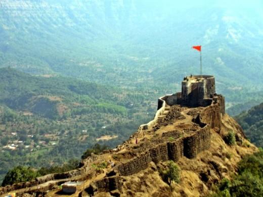 Majestic Pratapgadh Fort