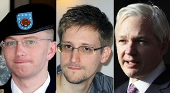 Julianne Assange's WikiLeaks Has Become More Than A Clear And Present Danger....