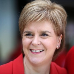Nicola Sturgeon and IndyRef2
