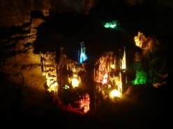 One needs to experience these caverns as no photo will do them justice.