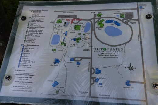 Hippocrates is 53 acres. So, this helps to get you around.