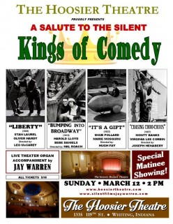 Silents On Sunday At The Cinema: An Old-Fashioned Experience