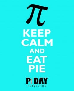 Yay For Pi Day: A New Reason To Enjoy Math