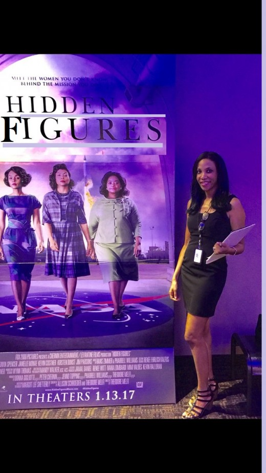 Emunah La-Paz Screening The Blockbuster Movie Hidden Figures For 21st Century Fox