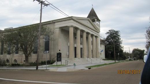 Episcopal Church - Natchez, MS