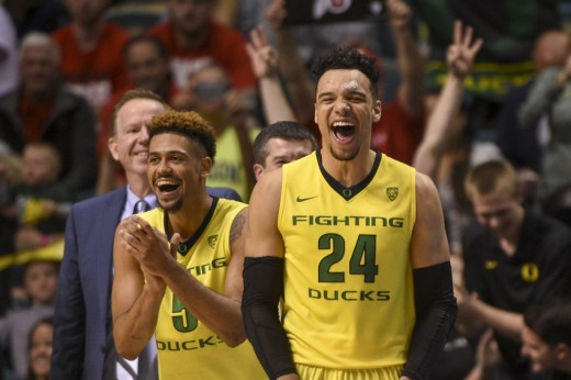 Oregon Ducks Basketball