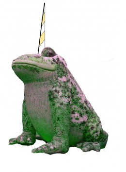 The Giant Frog