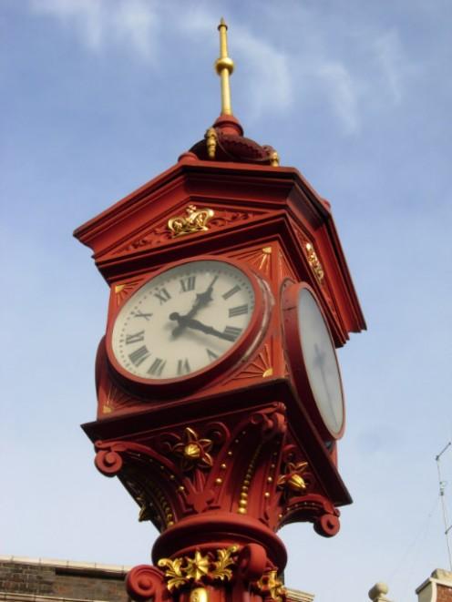 Jubilee Clock, Harlesden