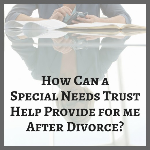 A special needs trust might stretch the money for a  special needs child or spouse.