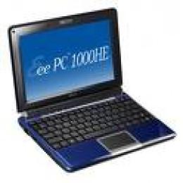 Asus Eee PC 1000HE Blue