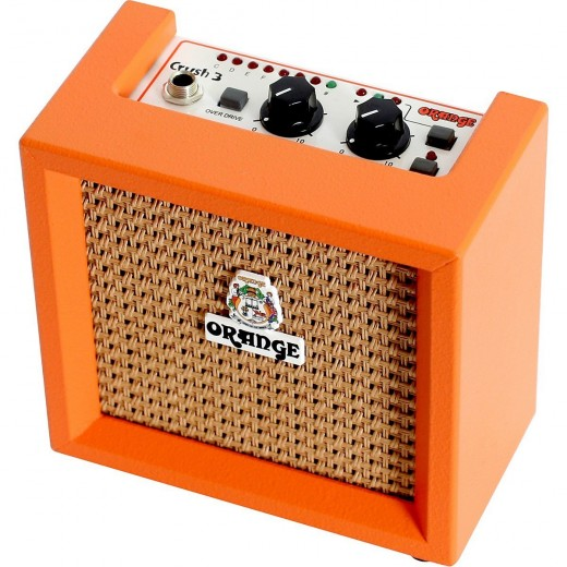 Orange Micro Crush Mini Guitar Amp