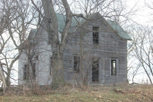 Evil Spirits Linger In Abandoned Places But Often Make Their Way Into Where People