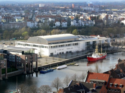 Music and Congress Hall, Luebeck
