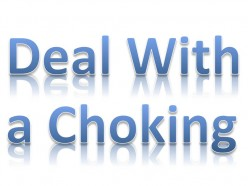 How to Deal with a Choking Adult?