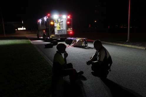 How Becoming an EMT Saved My Life