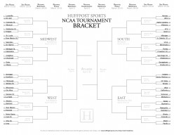 Bracket talk and My Predictions