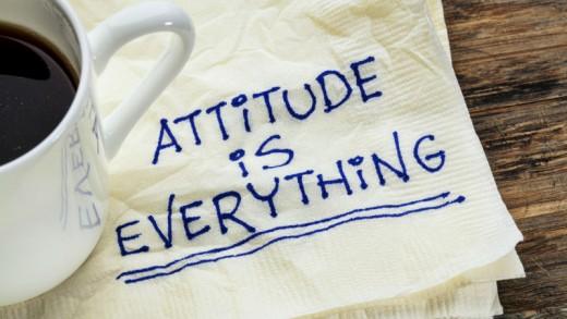 boldness is having right attitude