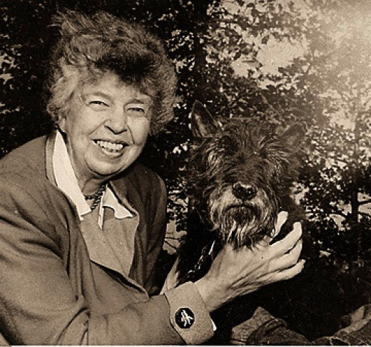 Eleanor Roosevelt -- First Lady