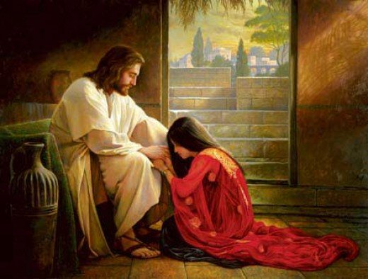 Today for the Christ my life replenish..