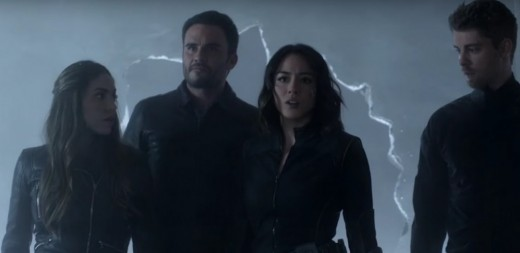 InHumans as seen in Agents Of S.H.I.E.L.D.