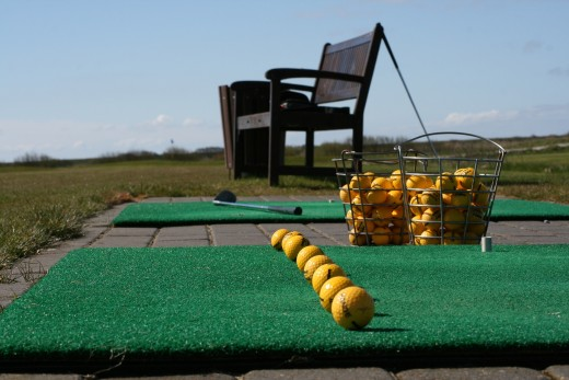 In the Game of Life, Balls Don't Land at Random---We Have to Send Them Where We Want Them