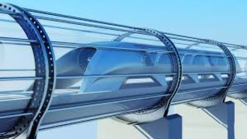 The HyperLoop concept involved traveling at hyper speed in order to cut travel time down in a major way.