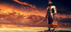 King Shivaji and his vision