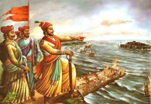 Shivaji was the father of Indian Navy