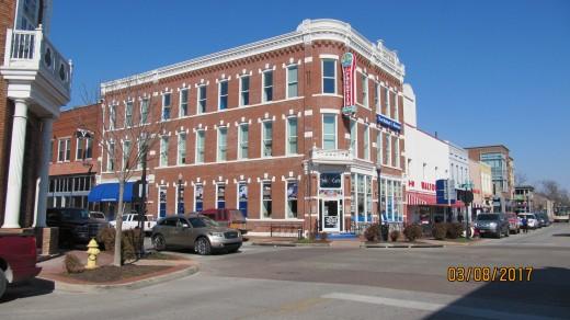 Sam Walton's Soda Shop, Walmart Museum, Bentonville, AR