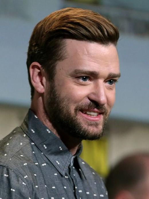 Timberlake at the 2016 San Diego Comic-Con International