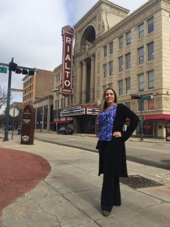 Joliet City Council Candidate Rachel F. Ventura Interview