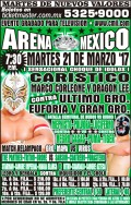 CMLL Tuesday Preview: 4 Up, 2 Down
