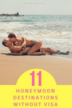 11 Honeymoon Destinations Without A Visa