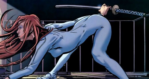 Colleen Wing in the comics
