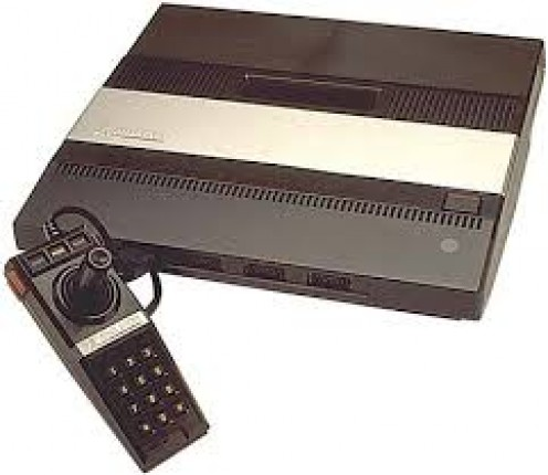 The Atari 5200 SuperSystem came packed with controllers that had reset, pause and start buttons for the first time on their consoles.