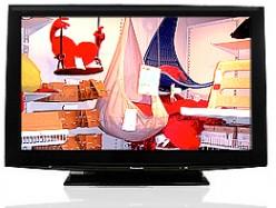 Panasonic Line of High Definition Plasma TVs: The Stylish 58-inch Viera