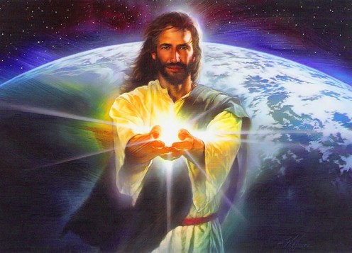 HE gives us light