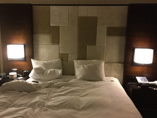 A Hotel Room