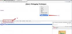 jQuery Debugging Techniques