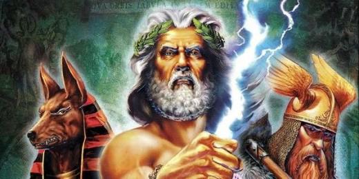 Anubis, Zeus and Thor.