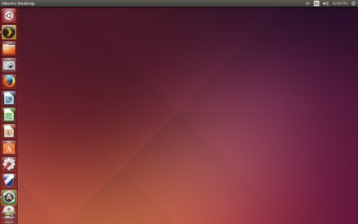 Launch the Plex application on your Linux Ubuntu 14.04 computer.