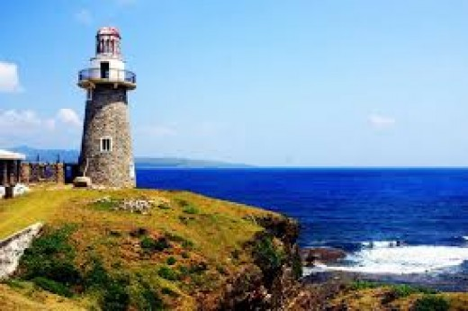 A watchtower in Batanes Island