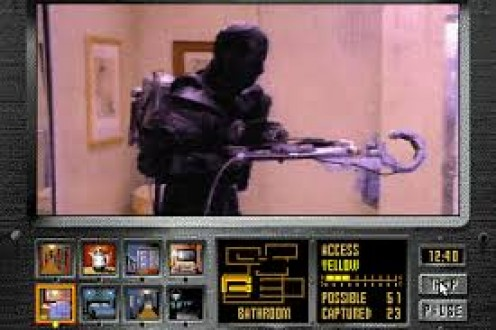 Night Trap was a horror game that caused controversy at the time of its released.
