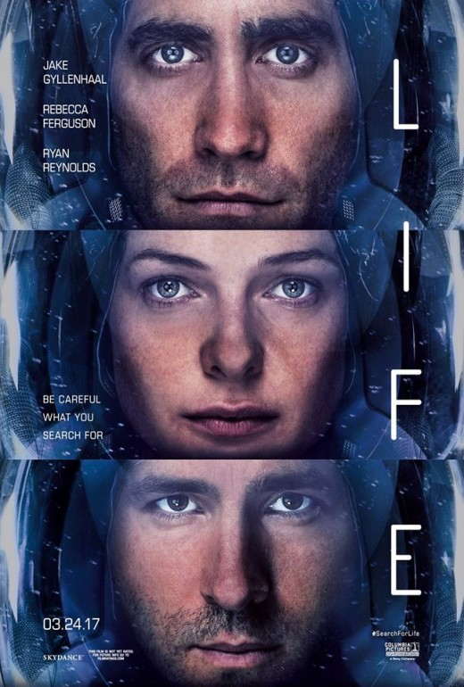 Life theatrical poster
