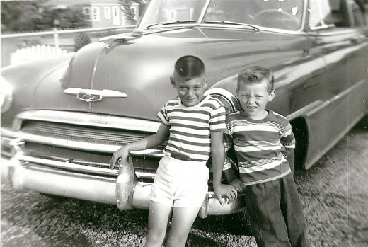 Cool Cars (Joe and Brother John)